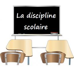 La discipline scolaire