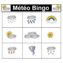 Météo Bingo