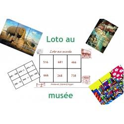 Le loto du musée