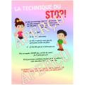 La technique du STOP!