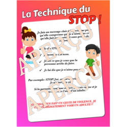 La technique du STOP!