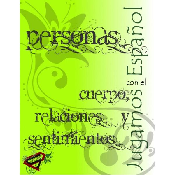 Personas - Cuerpo, Relaciones, Sentimientos