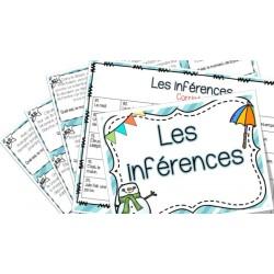 Les inférences 1 - Cartes à tâches !