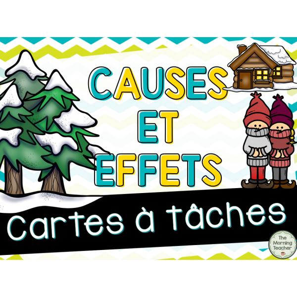 Inférences - Causes et effets