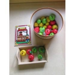 Kiosque de pommes