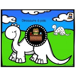Dinosaure à modeler