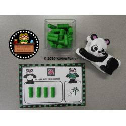 Un panda un peu moins gourmand