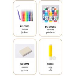 Imagier - Fournitures scolaires