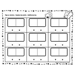 Dominos mathématiques