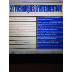 27 techniques d'intervention