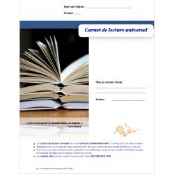 Doc 7_Carnet de lecture universel