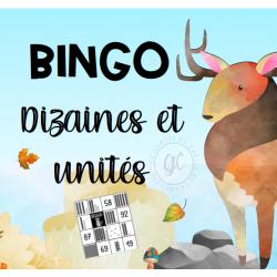 Bingo - Dizaines et unités