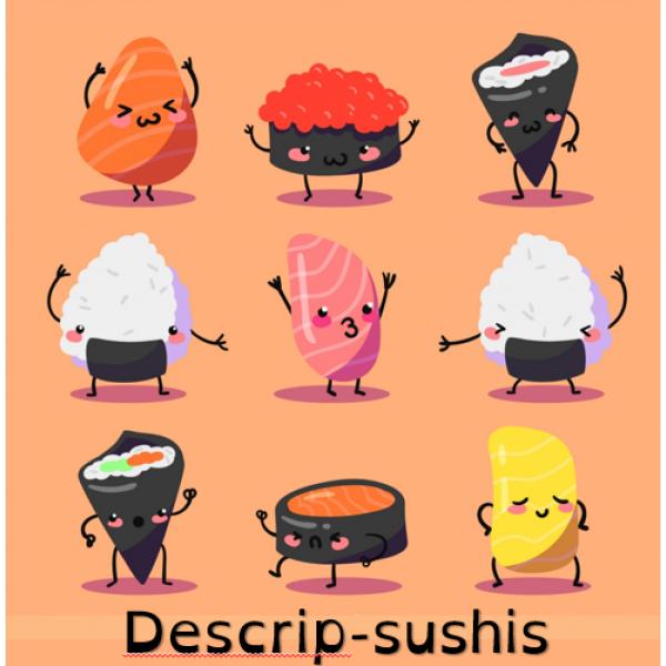 Descrip-sushis
