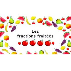 Les fractions fruitées