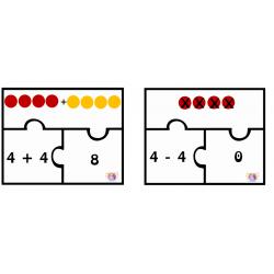 Puzzles opérations