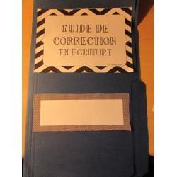 Guide d'autocorrection en écriture