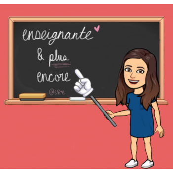 Enseignante et plus encore