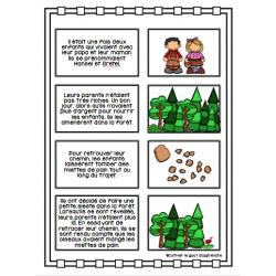 Livre Hansel et Gretel