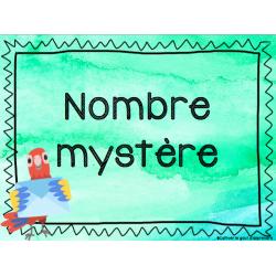 révision nombre mystère