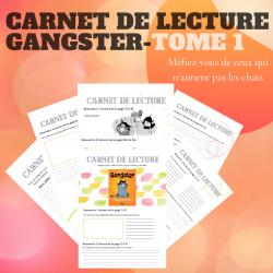 Carnet de lecture - Gangster Tome 1