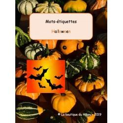 Mots-étiquettes : Halloween