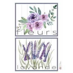 casses-têtes floraux