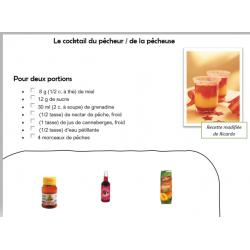 fractions - le cocktail