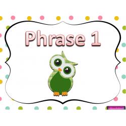 ANALYSE PHRASE (CLASSES DE MOTS ET GROUPES DU NOM)