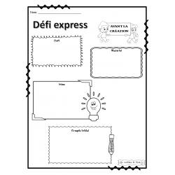 DÉFIS EXPRESS EN SCIENCES