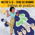 MATHS 5/6 ↬ SENS DU NOMBRE + VdeP
