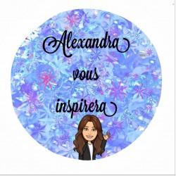 Alexandra vous inspirera