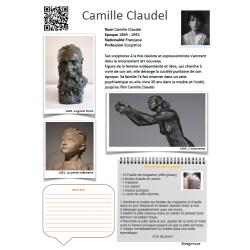 Fiche artiste Camille Claudel