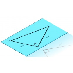 poster récapitulatif réciproque de Pythagore
