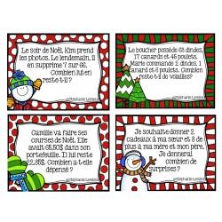 Problème mathématiques Noël