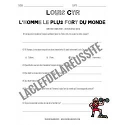 Louis Cyr (Questionnaire film)
