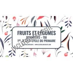 Fruits et légumes -TBI