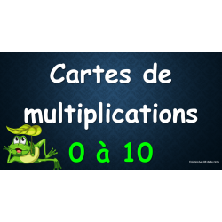 TABLES DE MULTIPLICATIONS (combats)