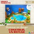 Projet maquette: construis un refuge animal