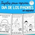 Tarjetas - Día del Padre | Cartes fête des pères