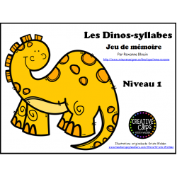Les Dinos-Syllabes
