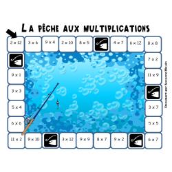 La pêche aux multiplications