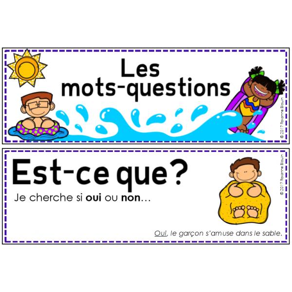 Mots-questions