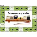 La course aux sushis : Accord de l'adjectif