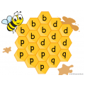 La ruche du b/d/p/q