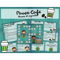 Pause-Café : Masses et capacités