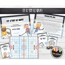 Et c'est le but! : Lire et écrire des nombres