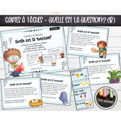 Cartes à taches : Quelle est la question? (B)