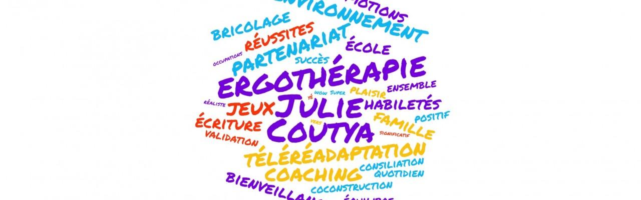 Ergothérapie Julie Coutya