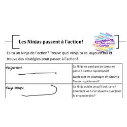 Ninj'action!