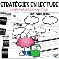 Schémas (stratégies en lecture)  - Canevas